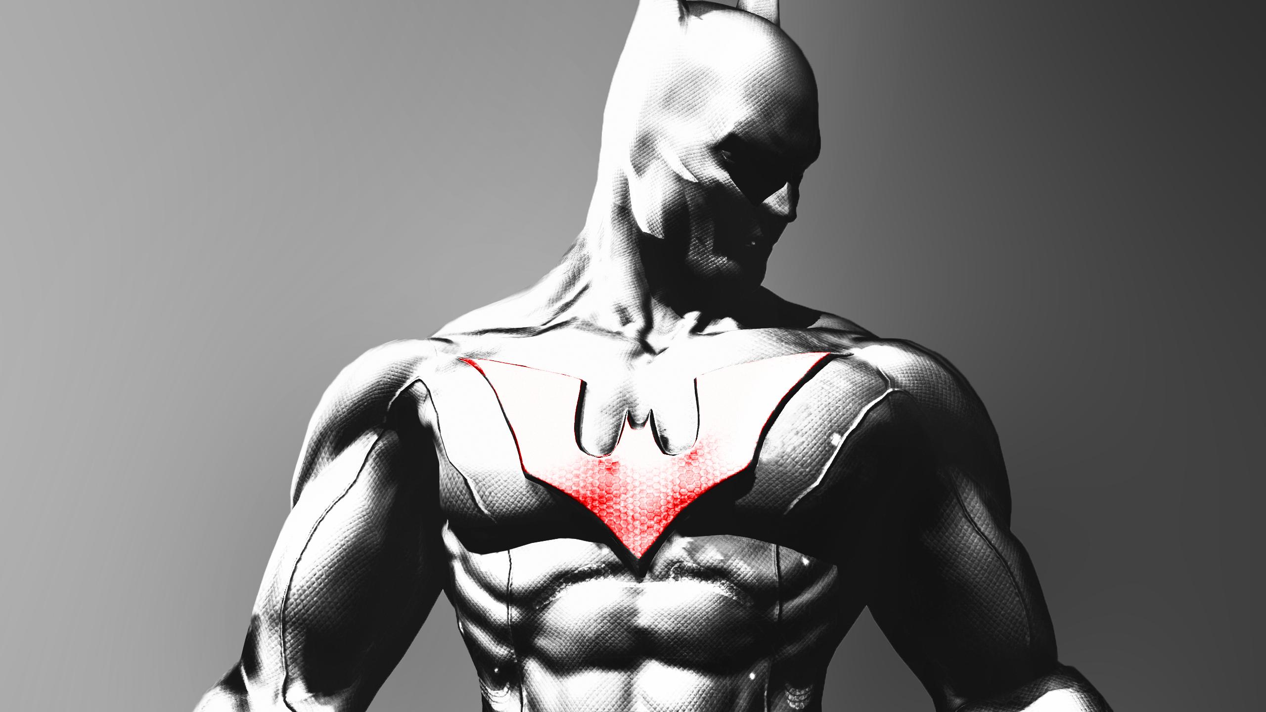 batman beyond by scotchlover on deviantart