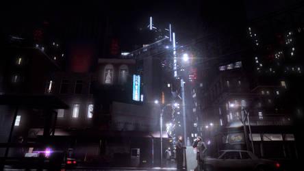 Rain City by Scotchlover