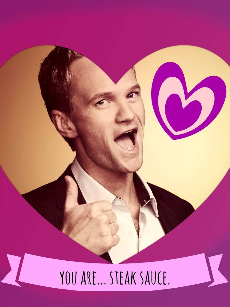How I Met Your Mother Valentines Barney By Ooolalina On Deviantart