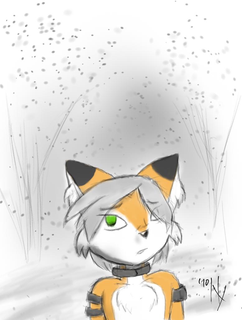 Lost in Winter by Neutrino-X