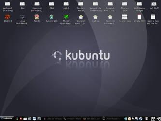Kubuntu Lawl by Neutrino-X