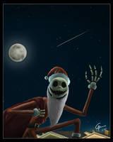 Saving Christmas by CamusAltamirano