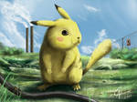 Real Pikachu