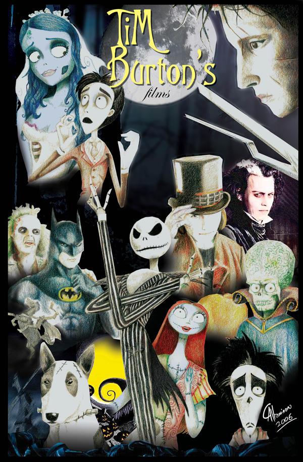 Image Result For Movie Tim Burton