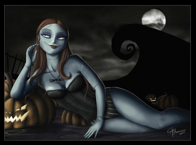 Sally by CamusAltamirano