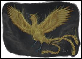 Phoenix by CamusAltamirano