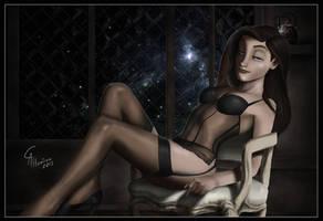 Sarah Hawkins by CamusAltamirano