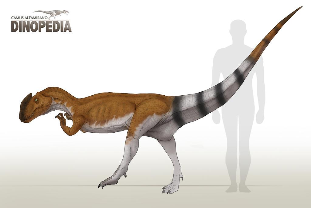 Zupaysaurus rougieri by CamusAltamirano