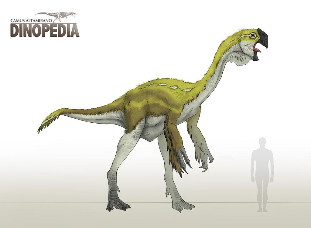 Gigantoraptor Planet Dinosaur | www.imgkid.com - The Image ...
