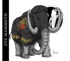 Zyu Mammoth/Mastodon
