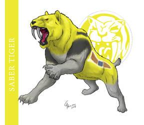Saber tiger