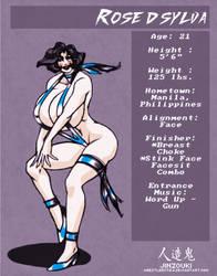 Rose DDD-21 Wrestling! Profile by catfitemike