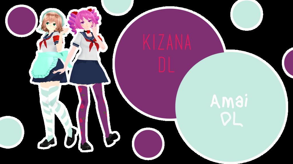 [download] TDA Kizana Sunobu and Amai Odayaka by FiciAxe