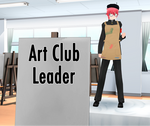 [no download] TDA Art Club Leader (Koibito Ato)