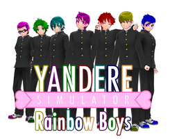 UPDATED [download] TDA Rainbow Boys by FiciAxe
