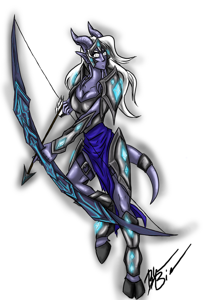 Draenei titfuck adult picture