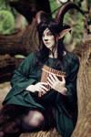 my faun by Blackbiene