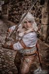 Ciri - witcher 3
