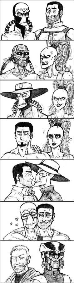 Emoticon Meme Faces