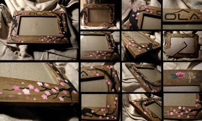 Cherry Blossom-esque Frame II