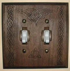 Celtic Knot Double Panel