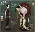 monster boy by kiberybivca37