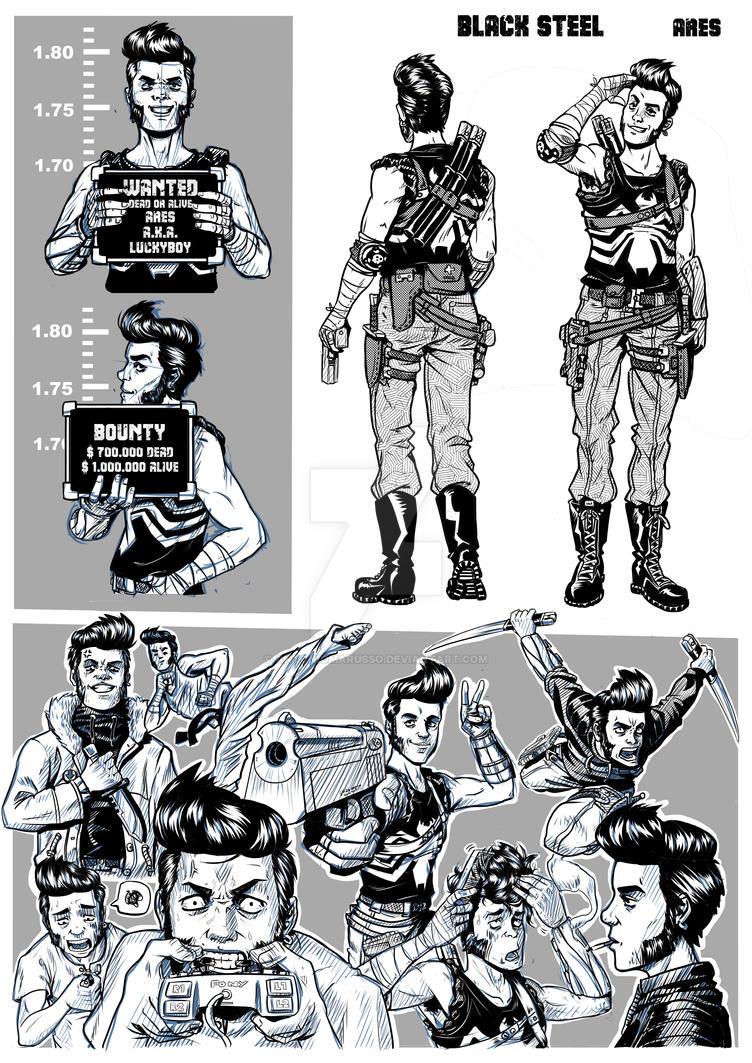 Character Design Ma : Antoniomarusso antonio marusso deviantart