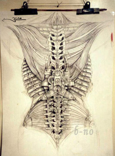 Projet pour tatoo by b-no