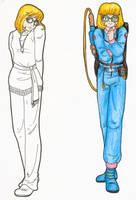 Dara Spengler by SailorV-babe