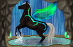 Radioactive Mint - Dillucci breed by Bolero-lief