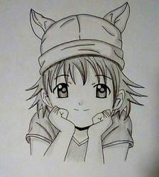 Anime kid