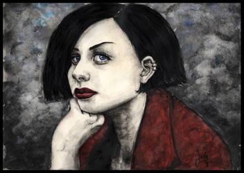 Jane Lane by Jadoum