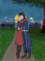 Roy and Ed contest entry by LostIchigoNeko