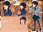 [ Reff Sheet ] - Kyumi