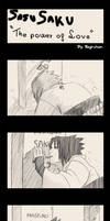 The power of love - SasuSaku