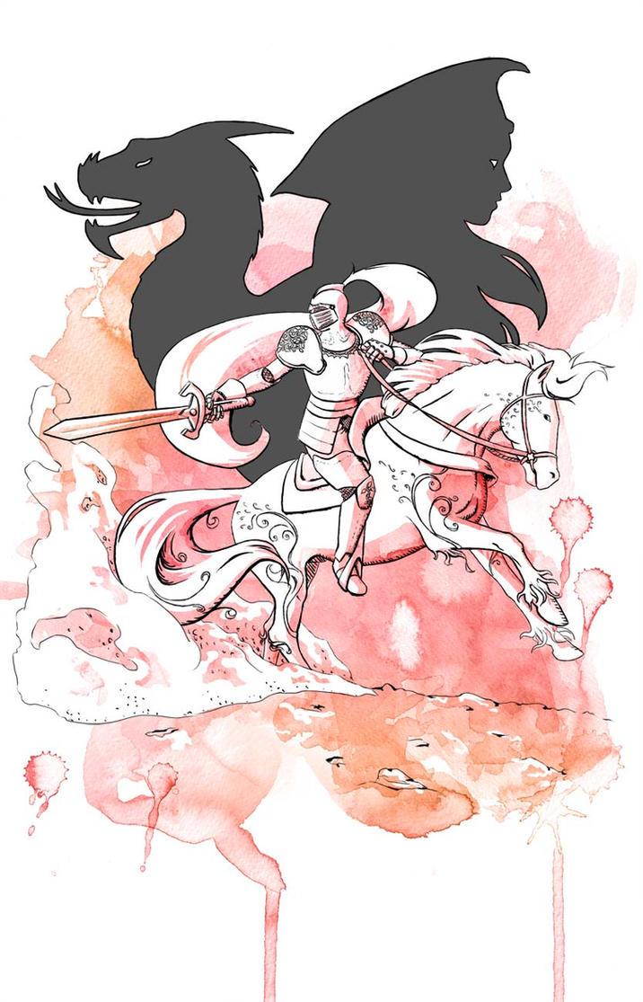Knight in Rusty Armor by Regi-chan