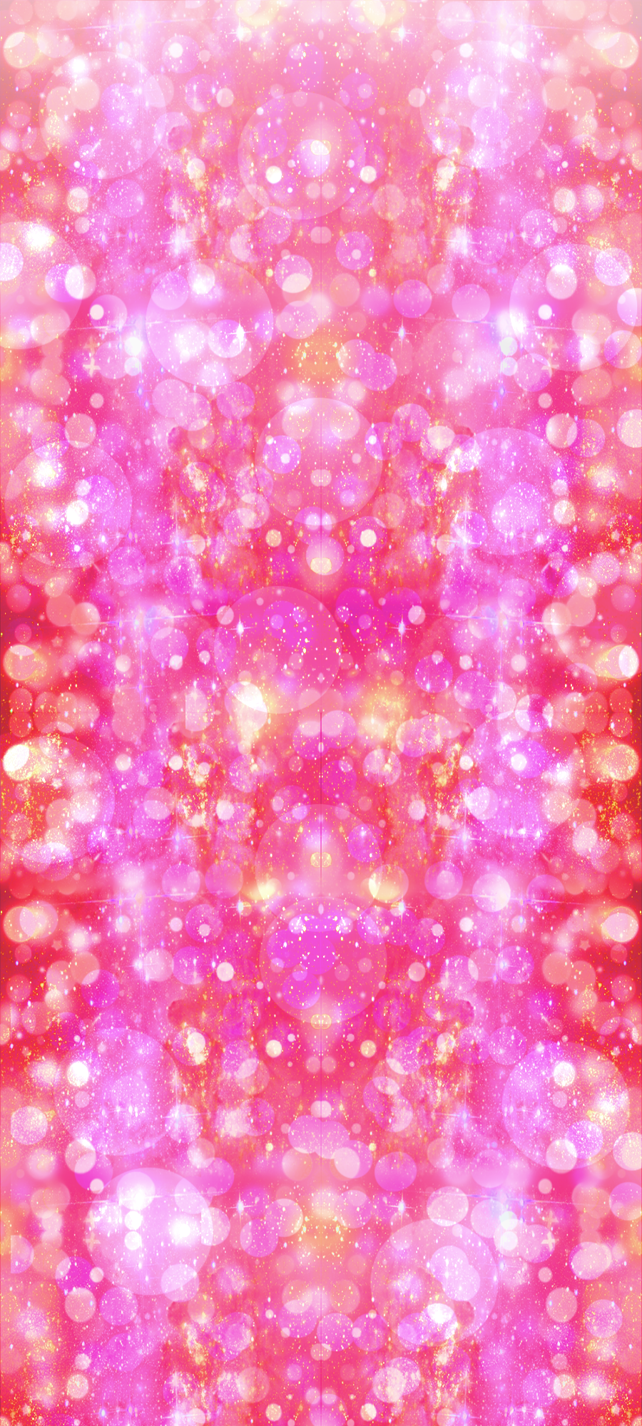 Pink psychedelic custom background free by princess yari for Pink princess wallpaper