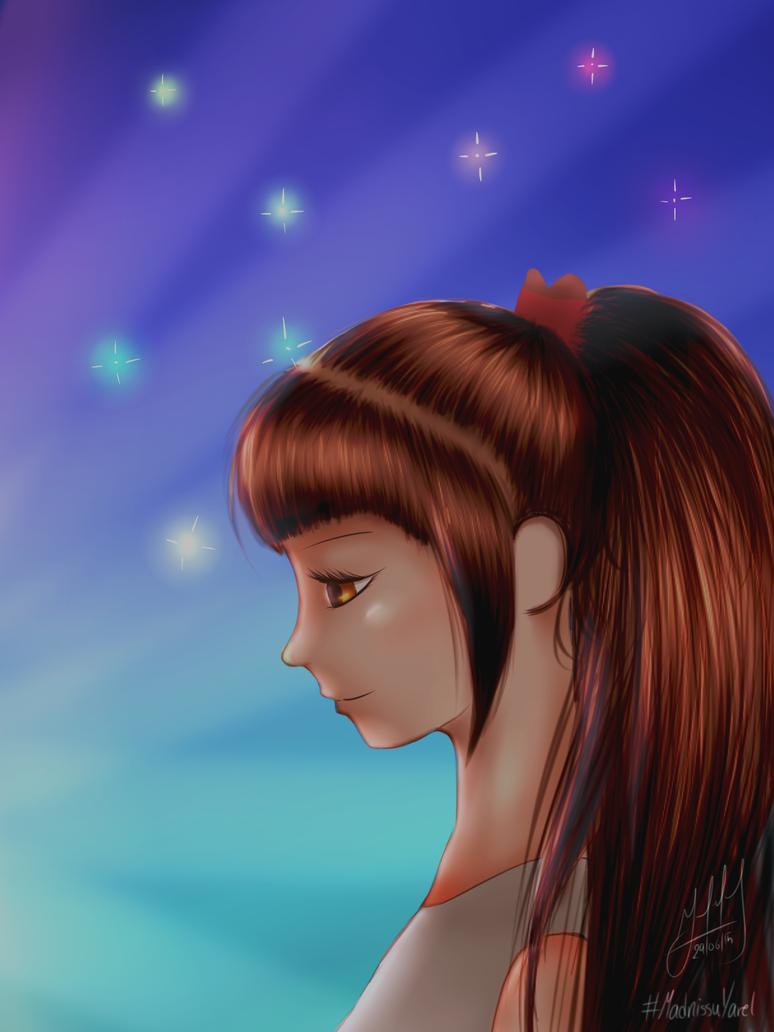 Practice 1: Me by Princess-yari