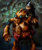 Robo of Chrono Trigger by Kansbar