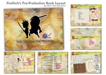 FireFork book layout