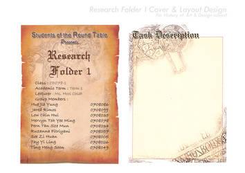 research folder layout