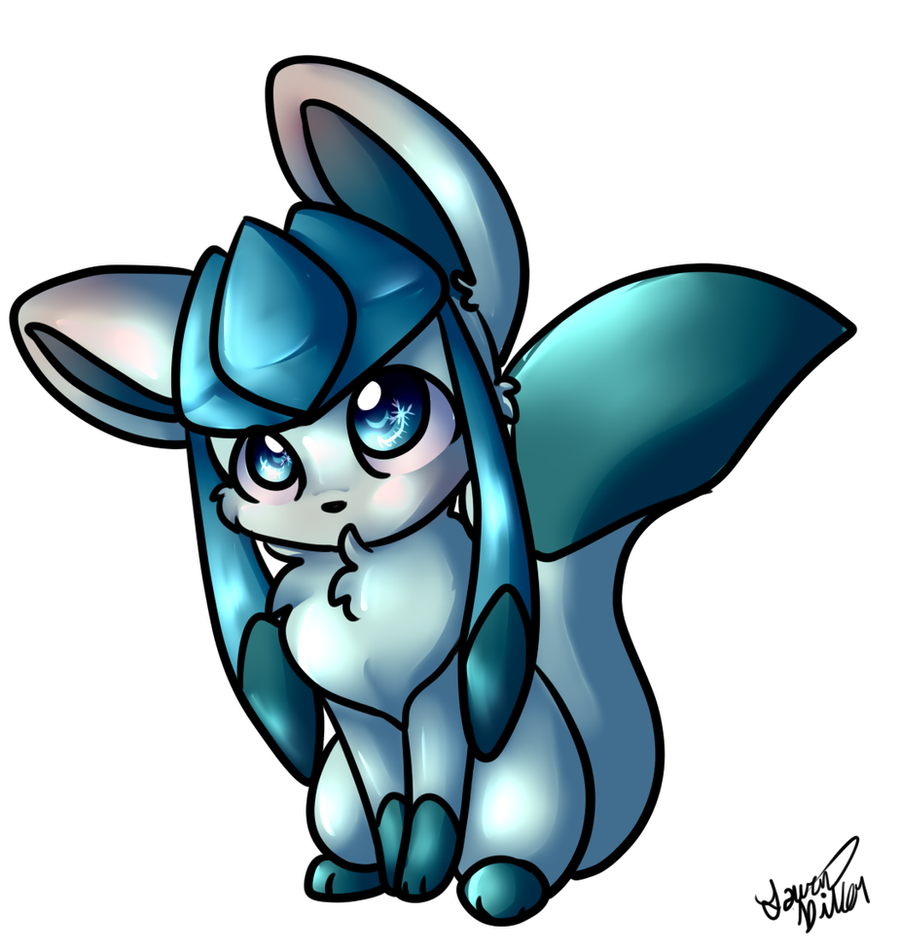 Holiday Coloring Pages picasso coloring pages : chibi glaceon Colouring Pages (page 2)