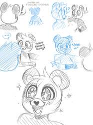 [FANART] Fortnite: Happy bear by Freeze-pop88