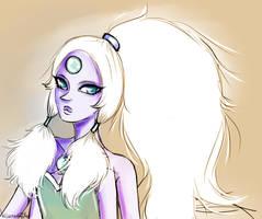 Opal by hiirowaffle