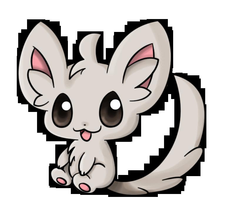 pokemon coloring pages minccino - photo#26