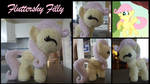 MLP: Fluttershy Filly Plush