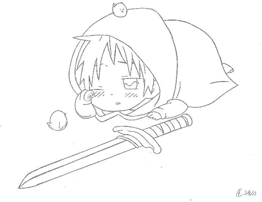 anime hetalia coloring pages - photo#38