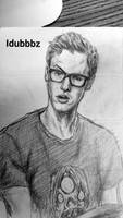 Idubbbz Drawing by PatrickHebdo