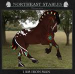 ES I Am Iron Man 2089