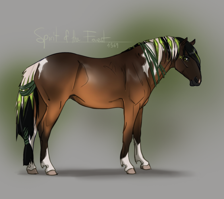 4569 Spirit Of The Forest by NorthEast-Stables